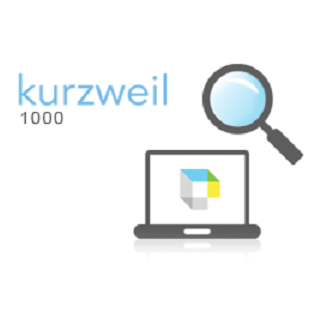 Kurzweil 1000 photo