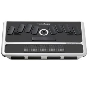 BrailleNote Apex BT 32 Braille Notetaker