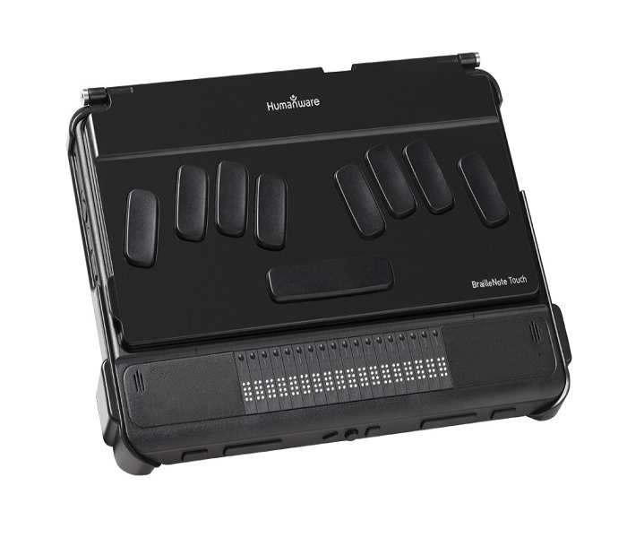 BrailleNote Touch 18 braille notetaker / tablet