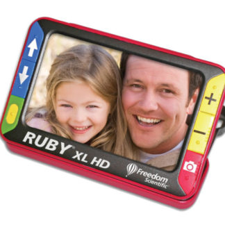 Ruby XL HD 5 inch screen