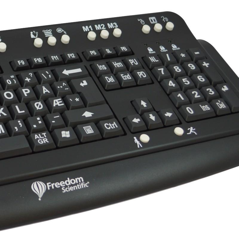 MAGic Large Print Keyboard